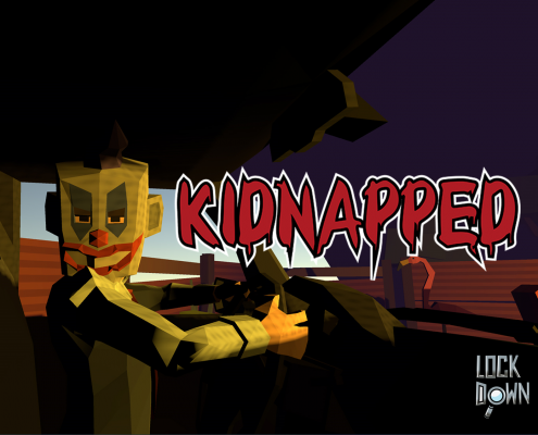 kidnapped vr poster