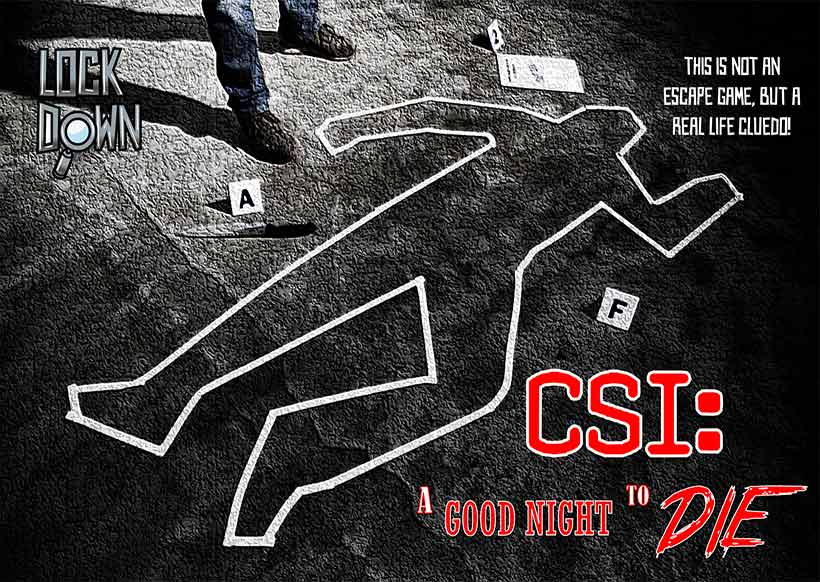 CSI: A Good Night to Die